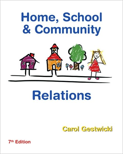 gestwicki home school and community relationship